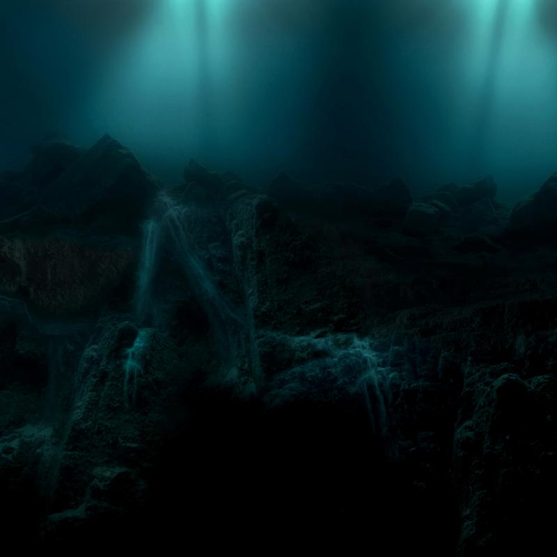 The Protocellular Agents seek to metabolise specific shales and limestones, identified within the Corporation's Tactical Strategy (or TS). As the geological composition of the seabed shifts, increasing its autonomy from the surrounding shelves, it begins to create anomalies within the scanners and sounders of research vessels. Submersibles wade through the dark abyss of the basins, to find these markers of autonomy … silt architectures of the deep sea …