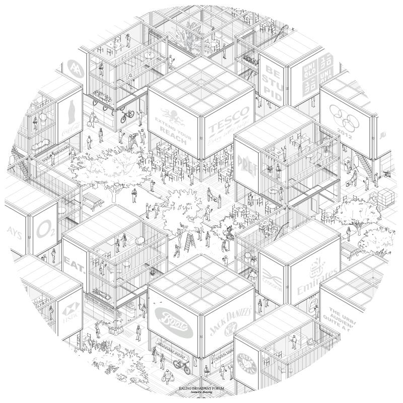 Line Drawing Architecture : Aa school of architecture projects review diploma