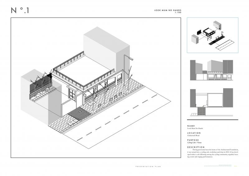 Presentation site drawing.