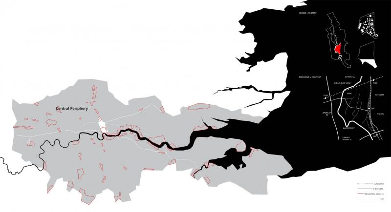 London design workshop: Lower Lea Valley.