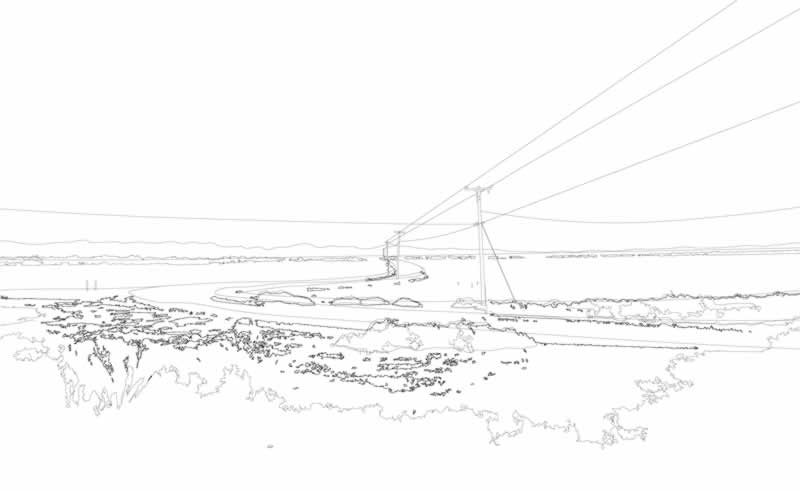 Inhabitation of the Salton Sea desert