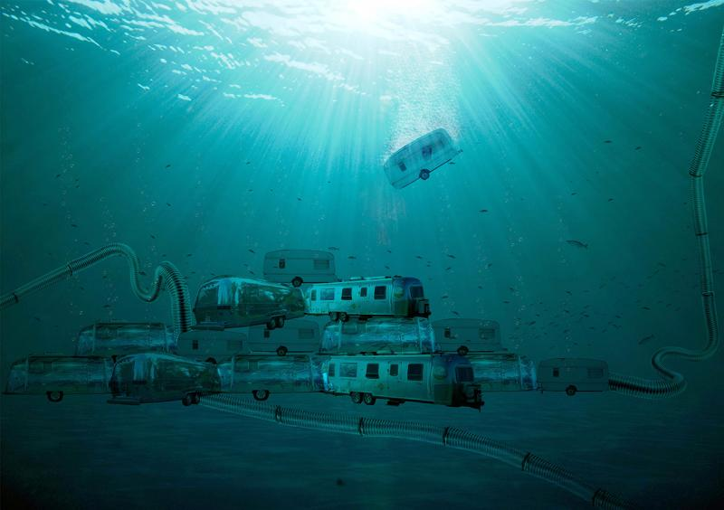 Underwater Trailer Community