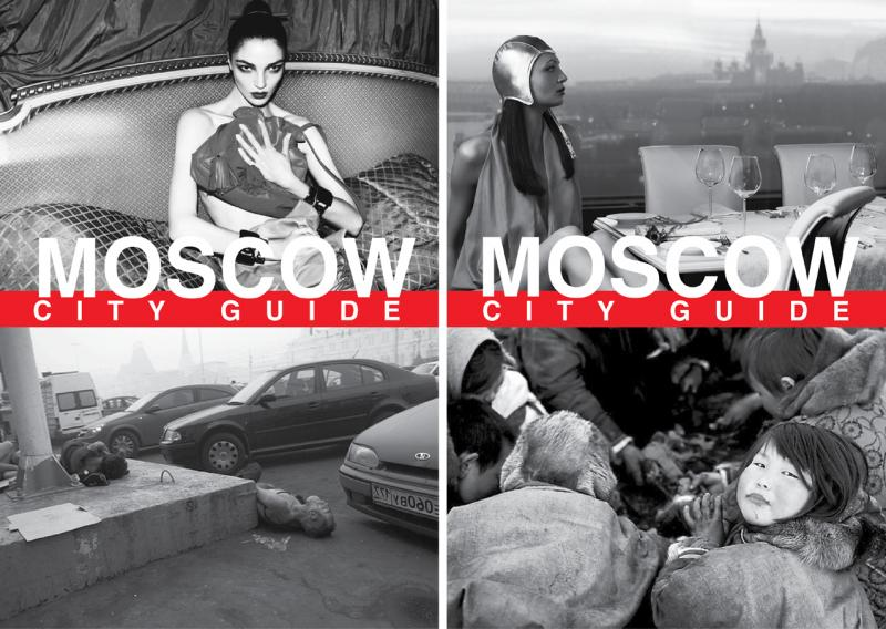 Alternative Moscow Lonely Planet City Guides