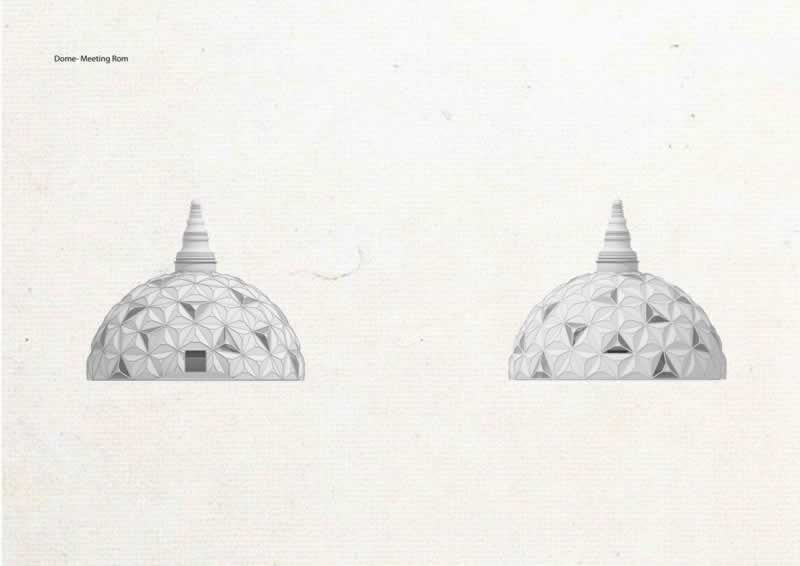 Dome Elevation