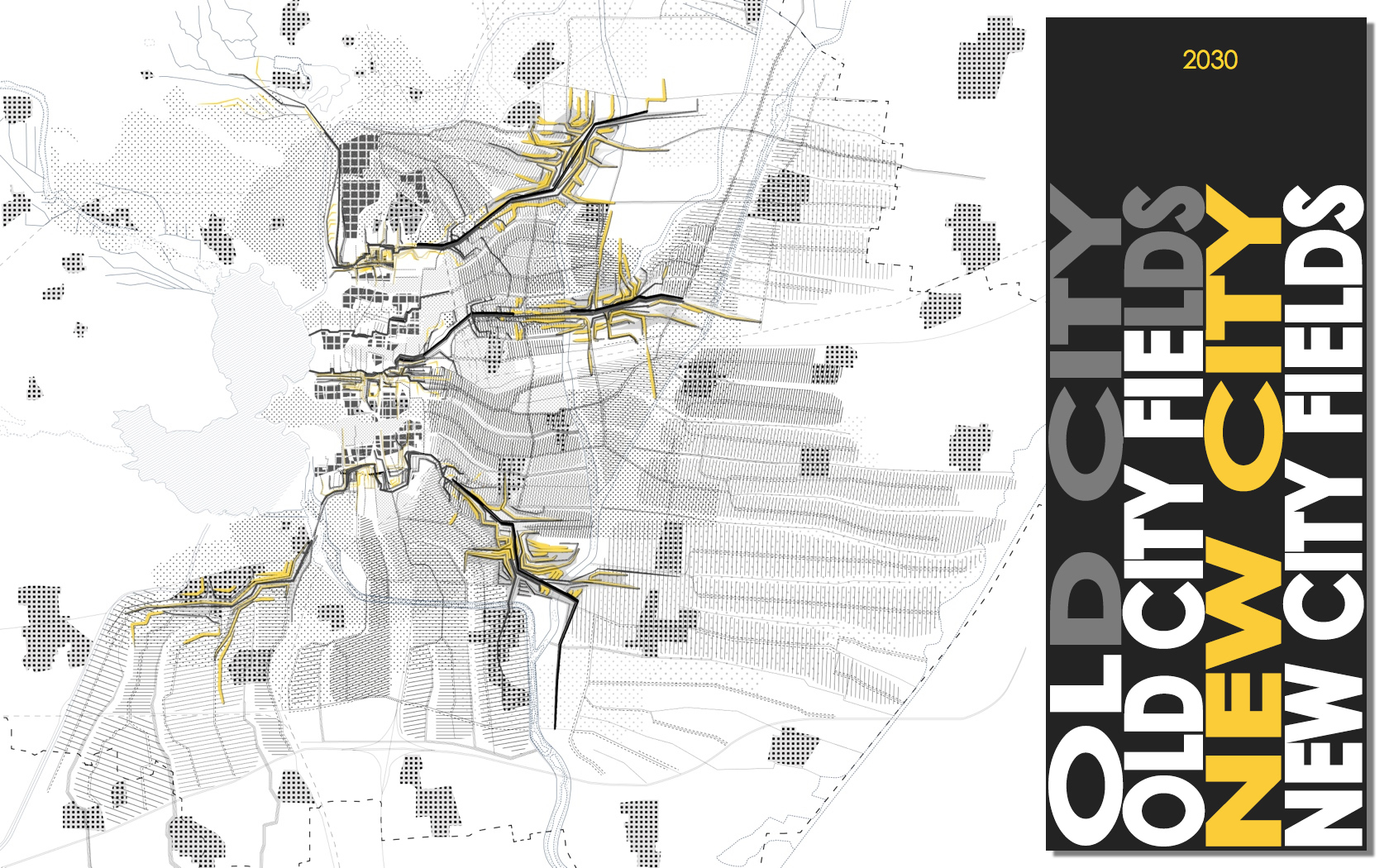 AA School Of Architecture Projects Review 2012 - Landscape Urbanism - HUAIROU Huairou China