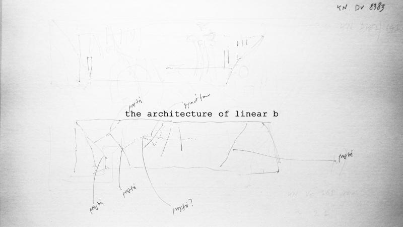 Architecture of Linear B