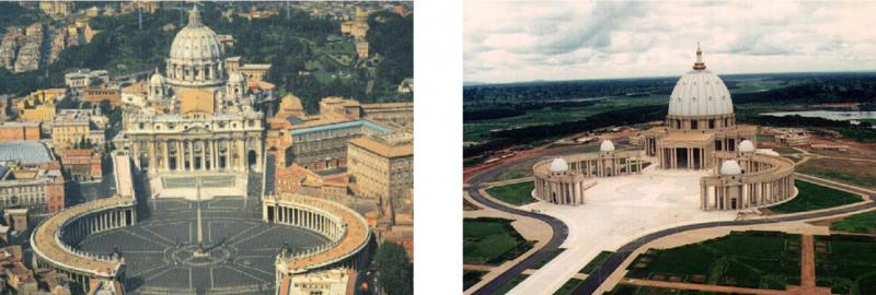 St Peter's Basilica, Rome, 1626	
