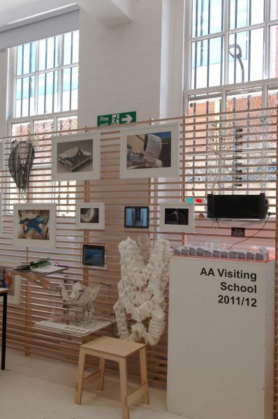 Visiting Schools Projects Review Show