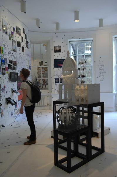 Diploma 1 Projects Review Show