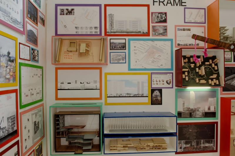 Intermediate 8 Projects Review Show