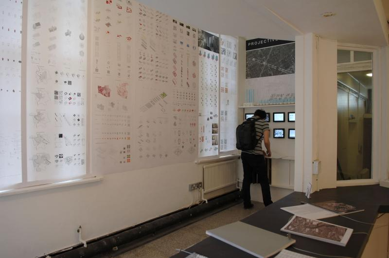 Projective Cities Projects Review Show